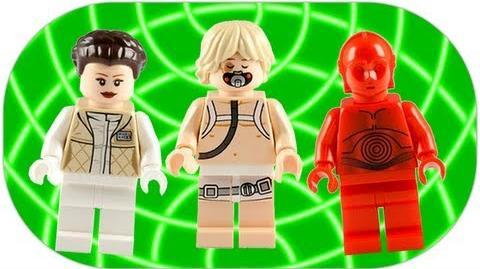 LEGO 7879 Hoth Echo Base LEGO Star Wars Review