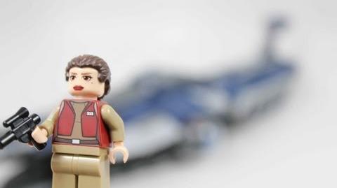 LEGO Star Wars Malevolence Review 9515