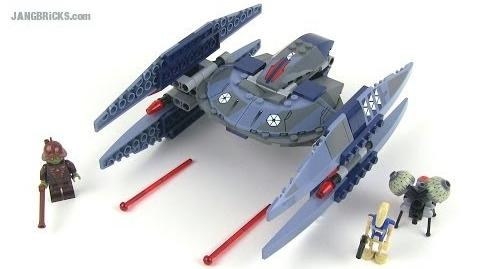 LEGO Star Wars 75041 Vulture Droid set review! (2014)-0