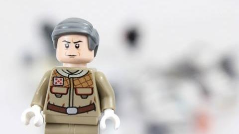 LEGO Star Wars Battle of Hoth Review 75014-0