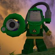 Lex Luthor Vacuum Suit