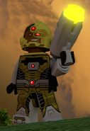 Cyborg Space Suit full