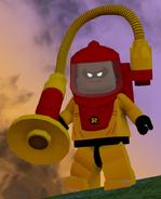 Robin Vacuum Suit