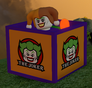 The Joker Demolition Suit full