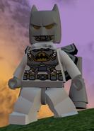 Batman Space Suit full