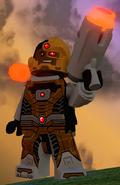 Cyborg Demolition Suit full