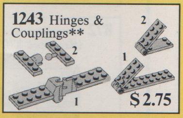 1243 Hinges & Couplings