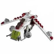 4490 Republic Gunship
