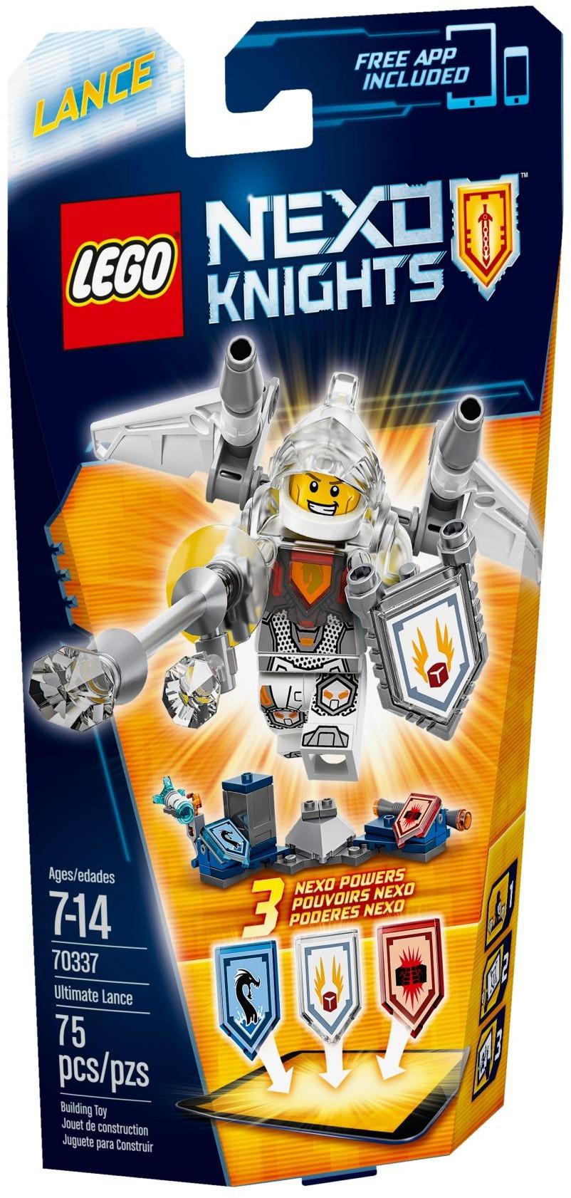 70337 Ultimate Lance