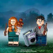 71028 Minifigures Série 2 Harry Potter 4