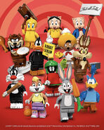 71030-LEGO-Looney Tunes-Collectable-Minifigures-Full-Collection