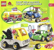 Catalogo prodotti LEGO® per il 2009 (seconda metà) - Pagina 05