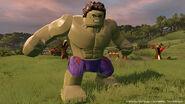 LEGO Marvel Avengers Hulk Age of Ultron
