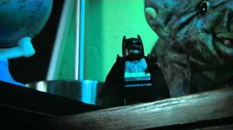 LEGO Super Heroes Batman Stop-Motion Trailer