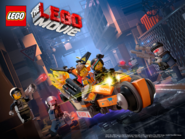 The lego movie wallpaper supercycle