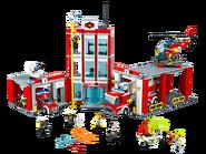 60110 La caserne des pompiers