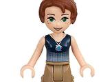 853559 LEGO® Elves Emily Jones Key Chain