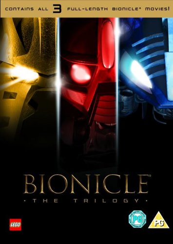 BIONICLE: The Trilogy