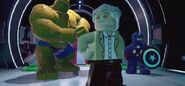 LEGO Marvel Super Heroes Stan Lee