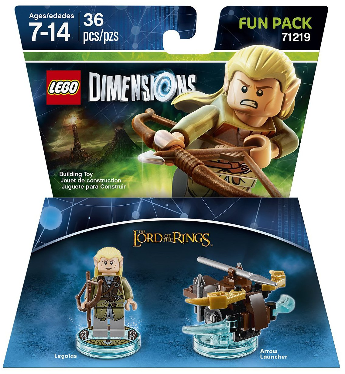 71219 Lord of the Rings Legolas Fun Pack