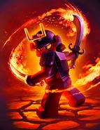 SamuraiX poster