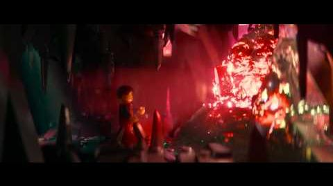 The LEGO Movie Man of Plastic International