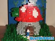 Vila Smurf LEGO