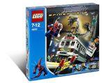4855 Spider-Man's Train Rescue