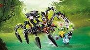 70130 Sparratus' Spider Stalker Poster