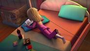 Tanya pyjama-Un lit pour deux