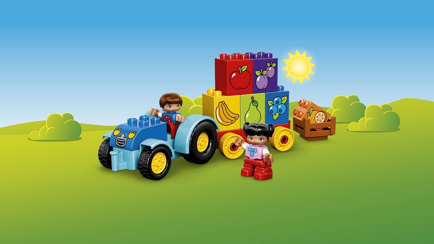 10615 Mon premier tracteur