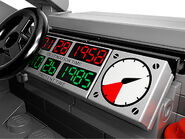 21103 La machine à remonter le temps DeLorean 5