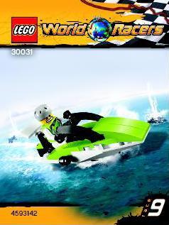 30031 World Race Powerboat