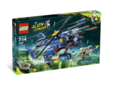 7067 Jet-Copter Encounter