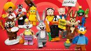 71030 Minifigures Série Looney Tunes Twitter 3