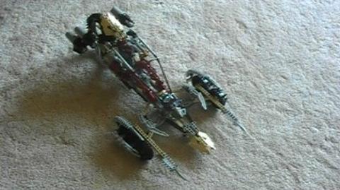 Bionicle Review Thornatus V9