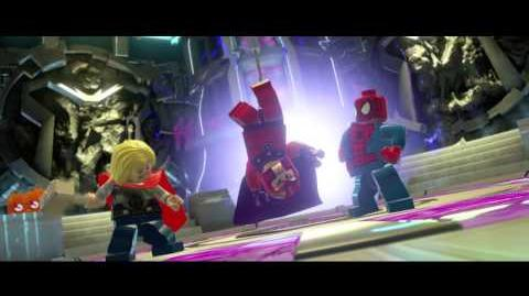 LEGO Marvel Super Heroes - Launch Trailer