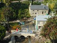Legoland-Welshvillage