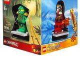 5004076 2014 Minifigure Gift Set