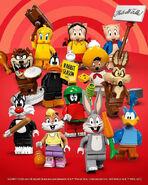 71030 Minifigures Série Looney Tunes Instagram 3
