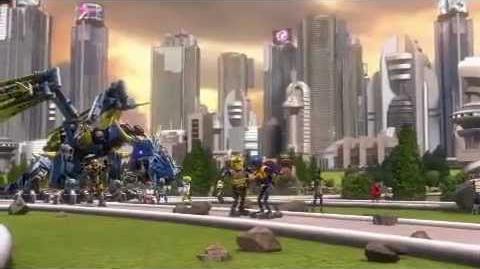 LEGO® Hero Factory TV Series Episode 10 Brain Attack (English Version)