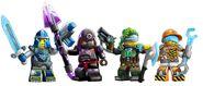 LEGO Universe Rayhawk Scouts