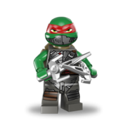 Power Armour Raph