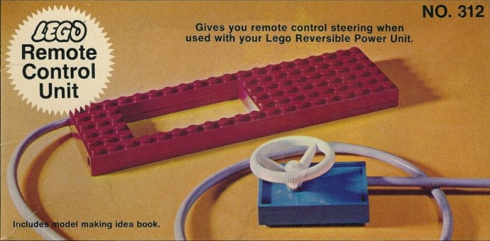 312 Remote Control Supplement