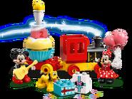 10941 Le train d'anniversaire de Mickey et Minnie 3