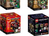 5004192 LEGO Minecraft Collection