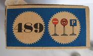 LEGO 489 TRAFFIC SIGNS 02