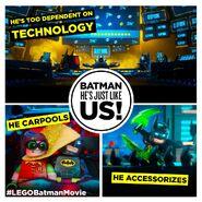 Vignette Batman Movie 30