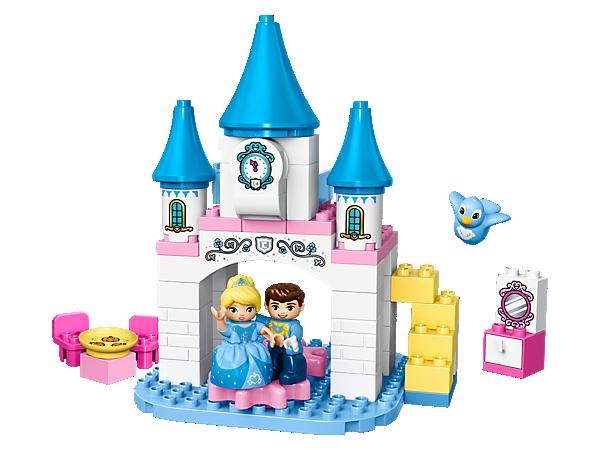 10855 Le château magique de Cendrillon