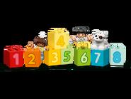 10954 Le train des chiffres - Apprendre à compter 3